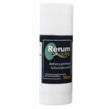 RENUM Gotas 15 ML. Función Renal Perros