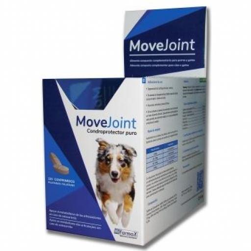 MOVEJOINT Condroprotector 120 comprimidos [0]
