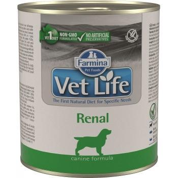 Farmina Vet Life Dog Renal Lata 6 x 300 grms.