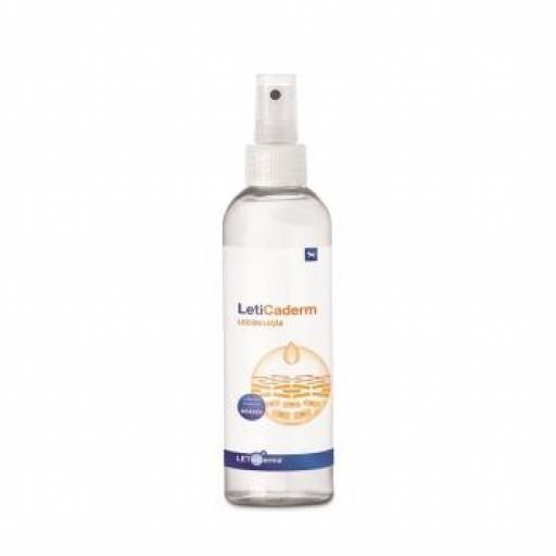 LETICADERM Loción Pieles Sensibles 250 ml. [0]