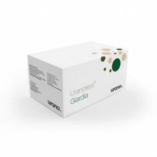 URANOTEST Detección Giardia (1, 5 y 10 test)