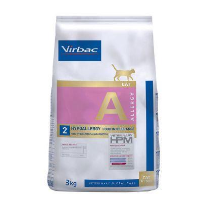 Virbac HPM Gato A2 Hypoallergy Food Intolerance