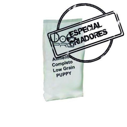 DOG PRO LOW GRAIN PUPPY 20 KGS.