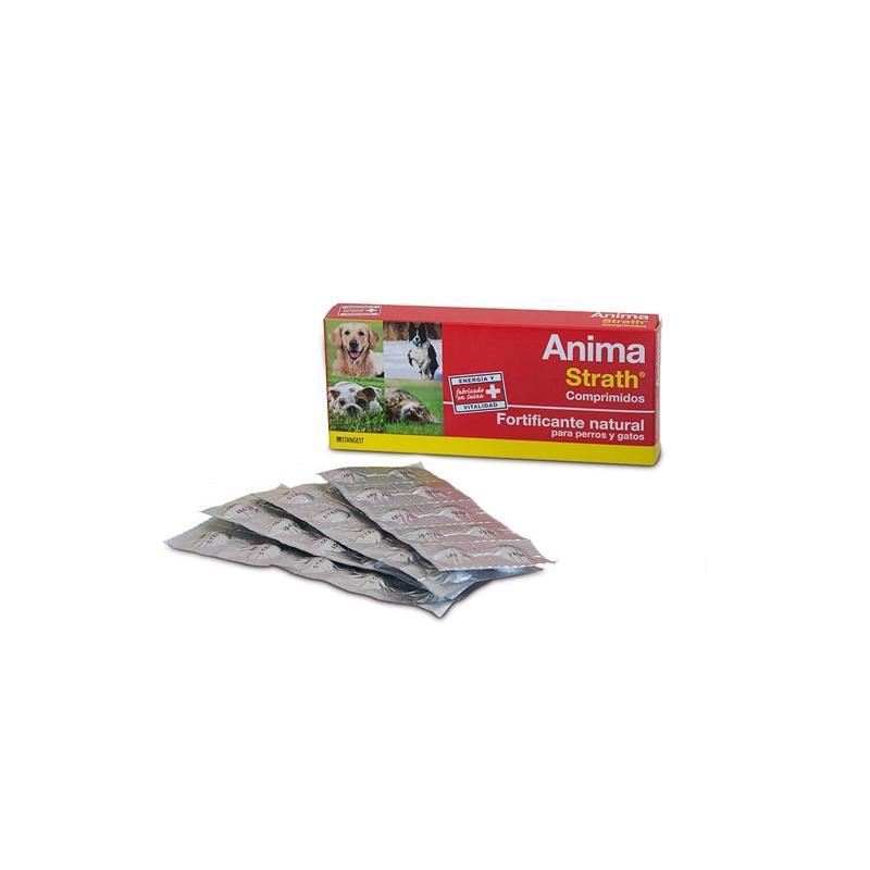 ANIMA STRATH Comprimidos