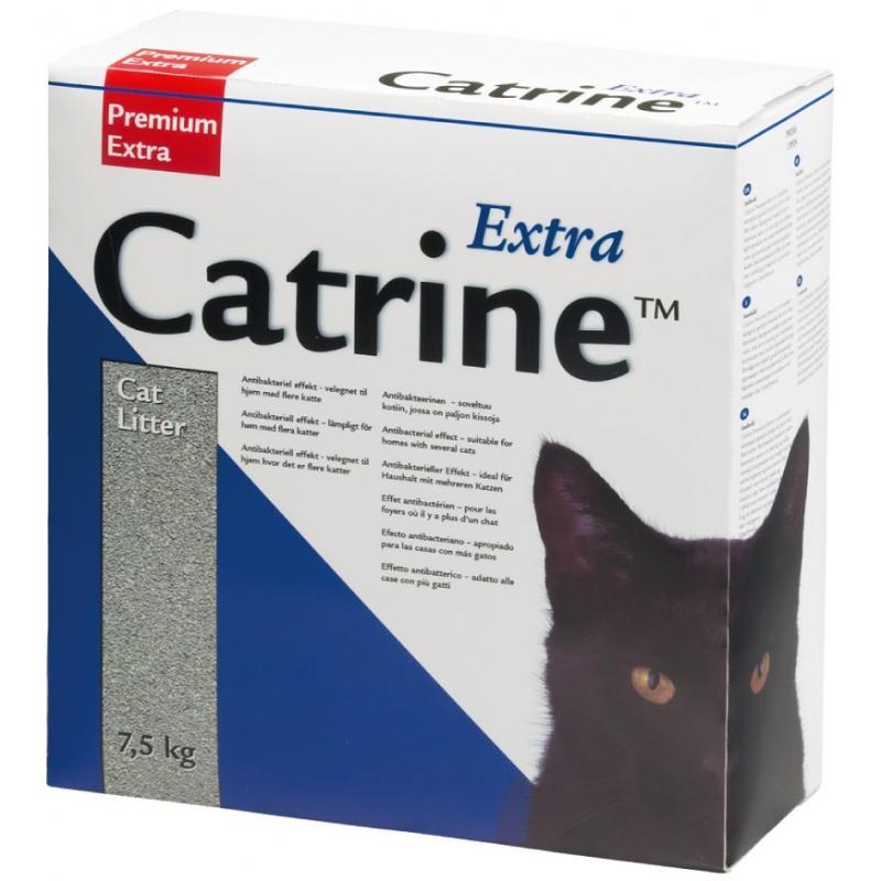 ARENA PARA GATOS CATRINE EXTRA 7,5 KG