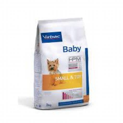 Virbac HPM Baby Dog Small & Toy