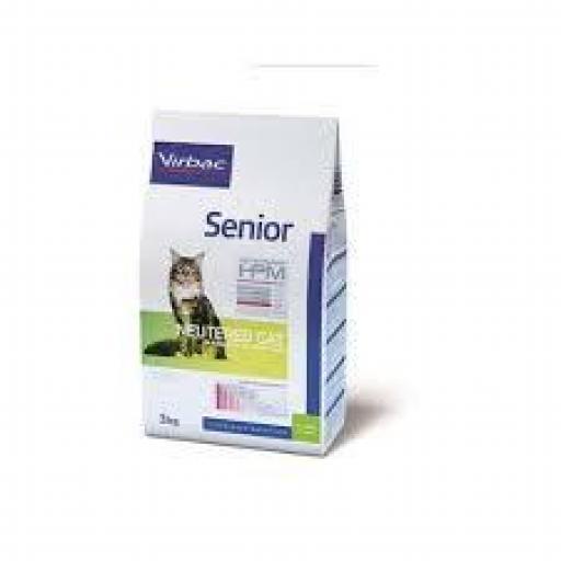 VIRBAC HPM Senior Cat Neutered