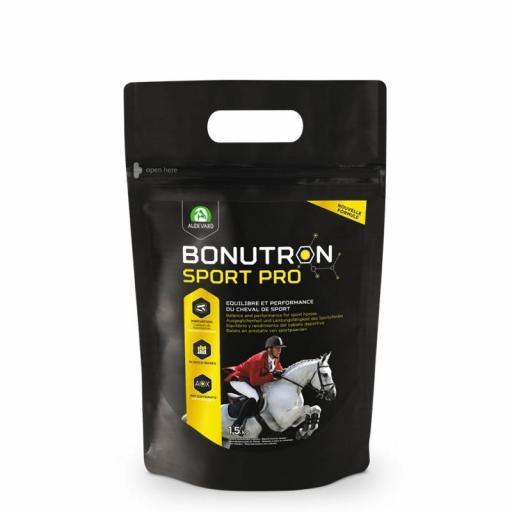 AUDEVARD Bonutron Sport PRO (Equilibrio y Rendimiento Caballo Deporte)