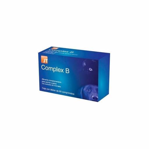 COMPLEX B Comprimidos Vitaminas Perros & Gatos