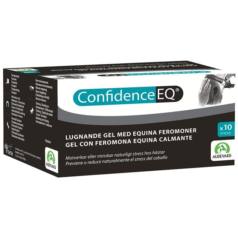 AUDEVARD Confidence Equine 10 dosis x 5 ml. (Gel Feromonas Apaciguante Caballos)