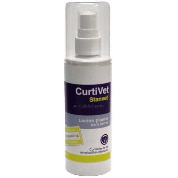 CURTIVET SPRAY 125 ml Protector de almohadillas plantares