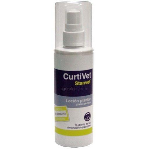 CURTIVET SPRAY 125 ml Protector de almohadillas plantares [0]