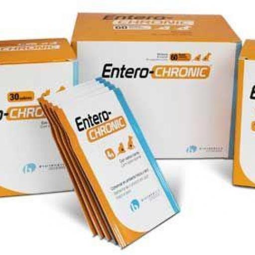 ENTERO-CHRONIC Sobres Problemas Digestivos