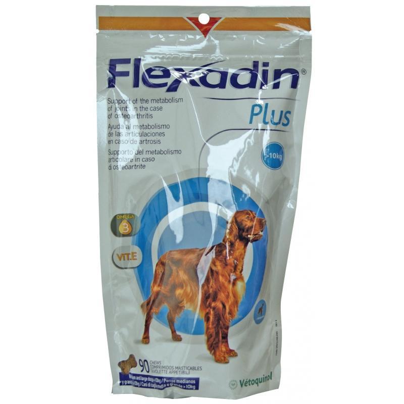FLEXADIN PLUS MAX (Razas Medianas Y Grandes)