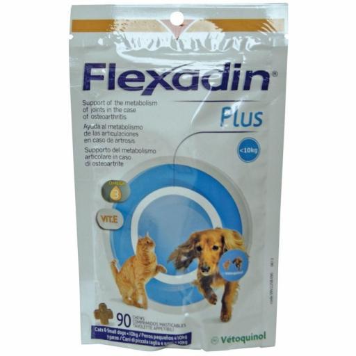 FLEXADIN PLUS MINi (Razas Pequeñas Perro & Gato)