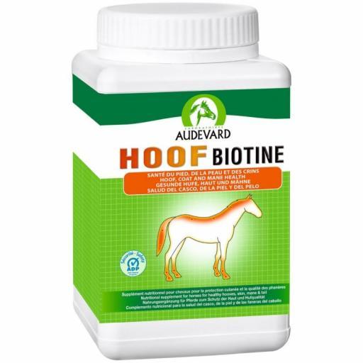 AUDEVARD Hoof Biotine (Cascos, Piel, Crin y Cola Caballo)