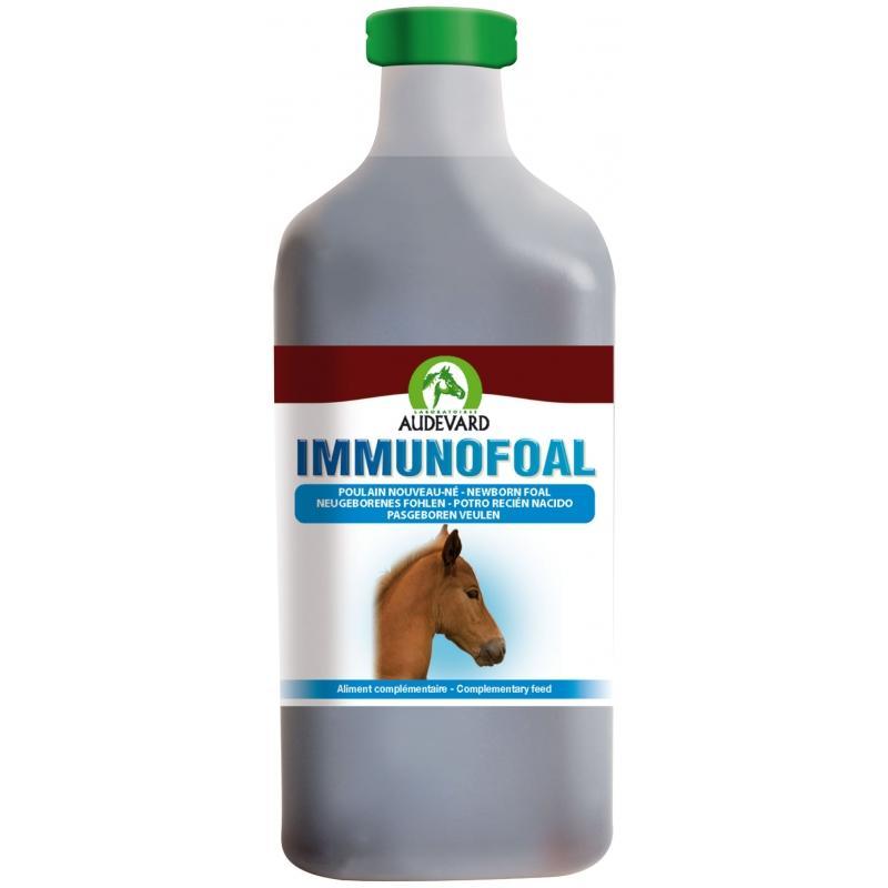 AUDEVARD Immunofoal 300 ml. (Potro Recién Nacido)