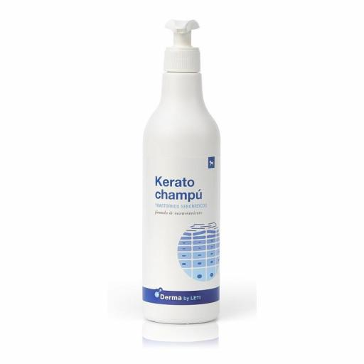 KERATO Champú Mantenimiento 500 ml. LETI [0]