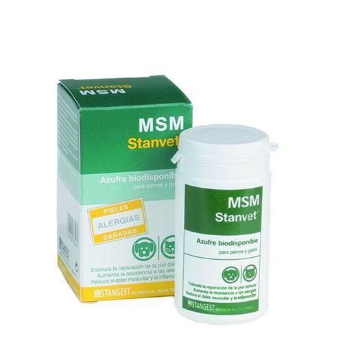 STANGEST MSM (Metil-Sulfonil-Metano)
