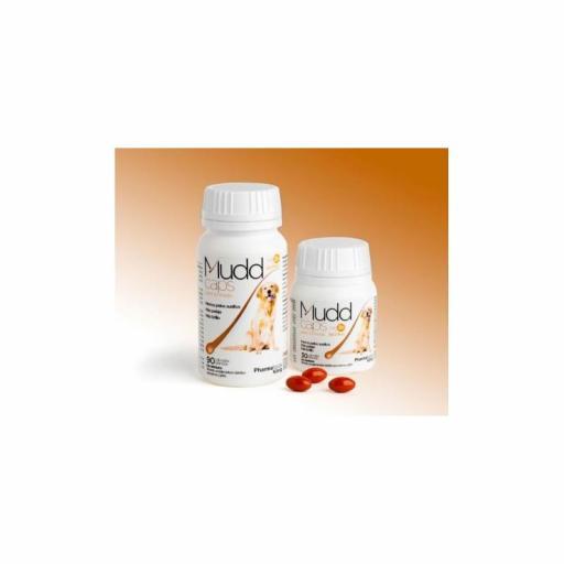 MUDD caps con Zn y Biotina para la muda