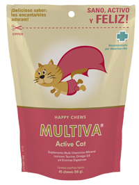 MULTIVA Active Cat Multivitamínico Vetnova