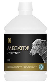 MEGATOP POWERFLEX 500 ml. Vetnova