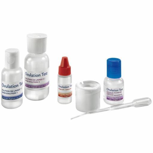 OVULATION (progesterona) TEST 6 TEST VIRBAC