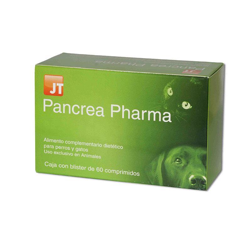 PANCREA PHARMA Enzimas Pancreáticas Perros & Gatos