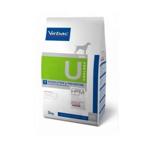 Virbac HPM Perro U1 Urology Dissolution Prevention