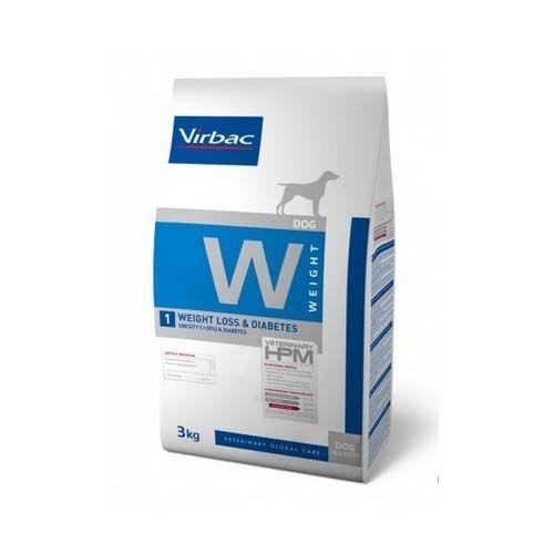 Virbac HPM Perro W1 Weight Loss & Diabetes
