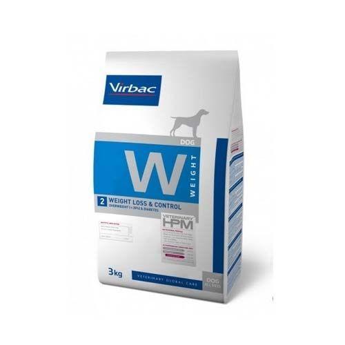 Virbac HPM Perro W2 Weight Loss & Control