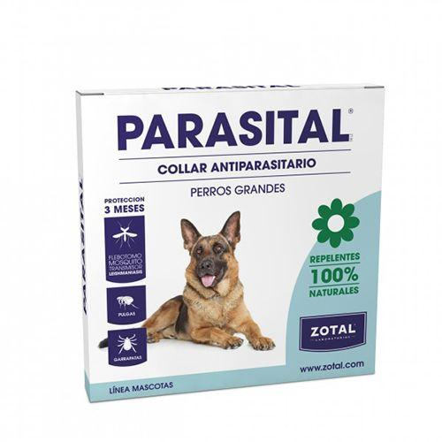 Parasital Collar Antiparasitario Perro Zotal