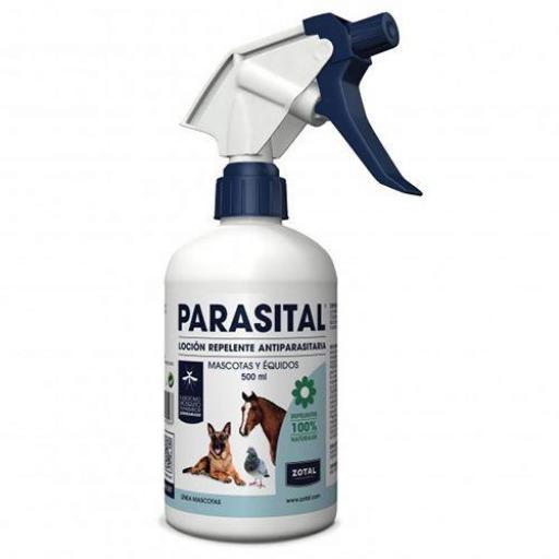 Parasital Locion Repelente 400 ml. [0]