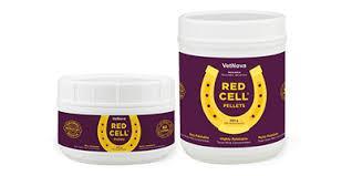 RED CELL PELLETS Vetnova (Alto Rendimiento Caballos)