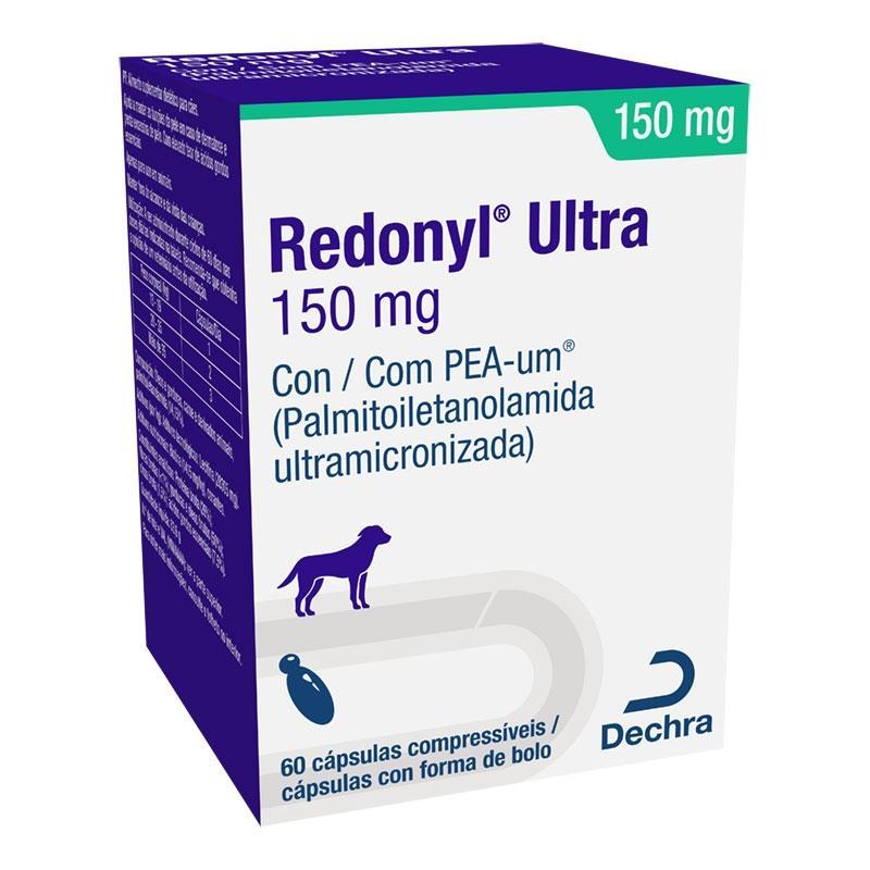 REDONYL ULTRA 60 Cápsulas Dermatosis y pérdida de Pelo