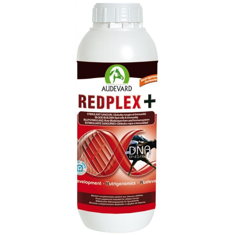 AUDEVARD Redplex Solución+ (Vigor y Rendimiento Caballos)