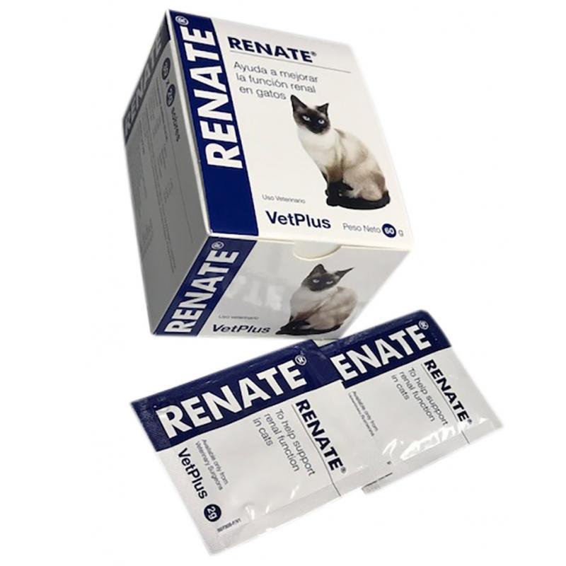 RENATE Gato Enfermedad Renal Crónica 30 sobres
