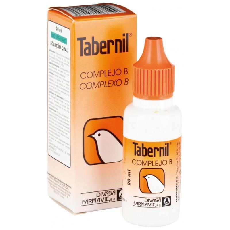 TABERNIL Complejo B 20 ml.