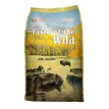 Taste Of The Wild High Prairie Bisonte (Grain Free)