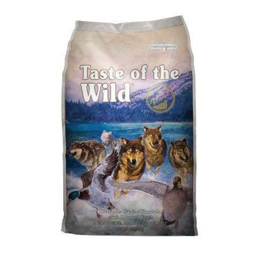Taste Of The Wild Wetlands Pato (Grain Free)