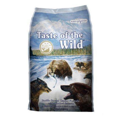 Taste Of The Wild Pacific Stream Salmón Canine (Grain Free) [0]