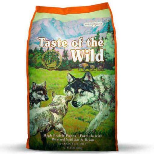Taste Of The Wild PUPPY Bisonte High Prairie (Grain Free)