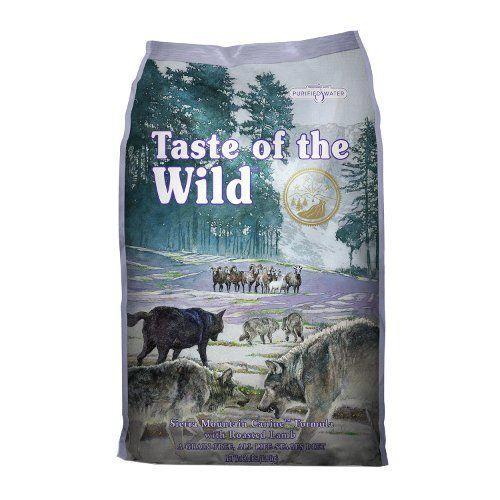 Taste Of The Wild Sierra Mountain Cordero (Grain Free)