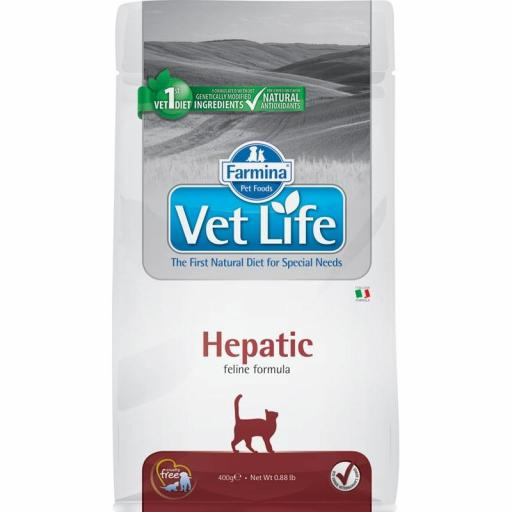 Farmina Vet Life Feline Hepatic [0]