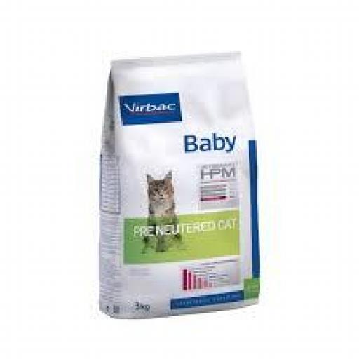 VIRBAC HPM Baby Cat Pre Neutered