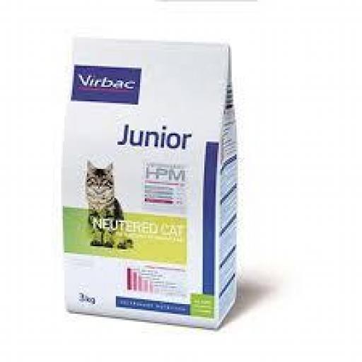 VIRBAC HPM Junior Cat Neutered