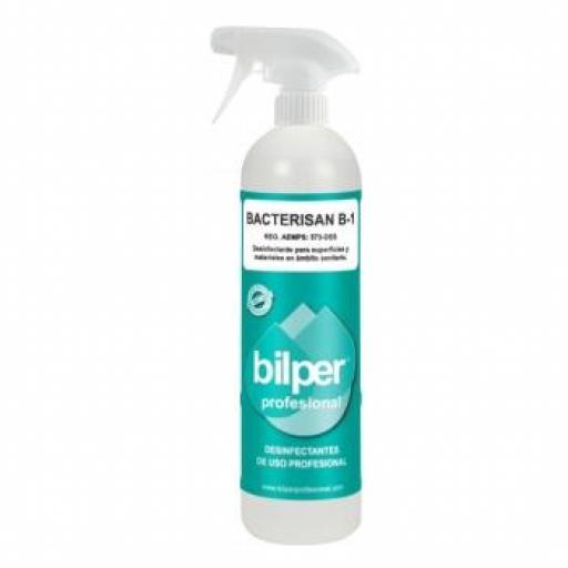 BACTERISAN B-1 Desinfectante de Superficie