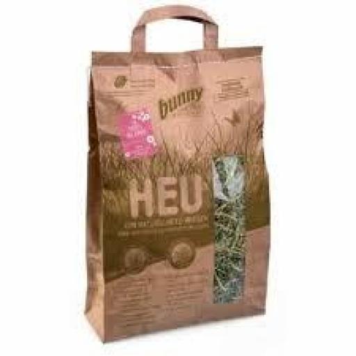 BUNNY Heno Natural Flores
