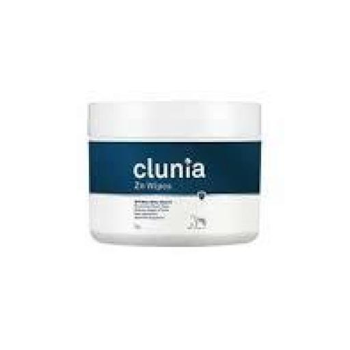 VetNova Clunia Zn Wipes Toallitas Buco Dentales