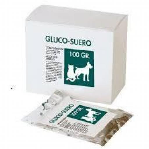 GLUCO SUERO 10 sobres x 100 grms.